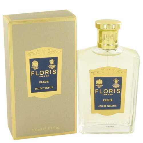 Floris Fleur by Floris Eau De Toilette Spray 3.4 oz (Women)