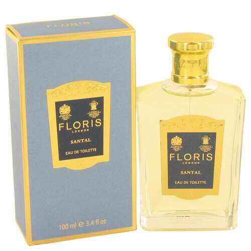Floris Santal by Floris Eau De Toilette Spray 3.4 oz (Men)