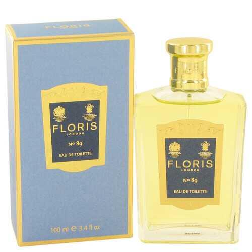 Floris No 89 by Floris Eau De Toilette Spray 3.4 oz (Men)