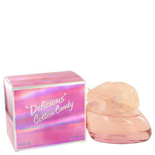 Delicious Cotton Candy by Gale Hayman Eau De Toilette Spray 3.3 oz (Women)