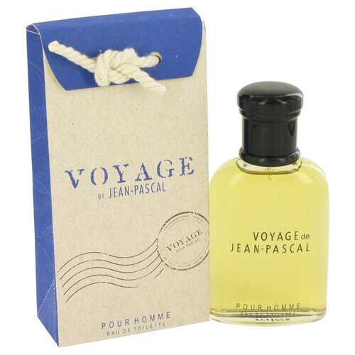 Voyage by Jean Pascal Eau De Toilette Spray 1.7 oz (Men)