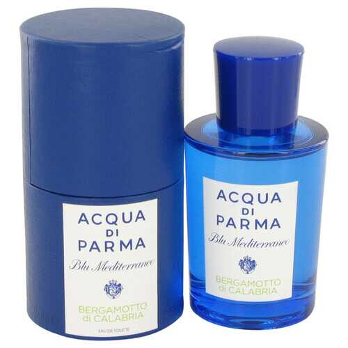 Blu Mediterraneo Bergamotto Di Calabria by Acqua Di Parma Eau De Toilette Spray 2.5 oz (Women)