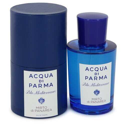 Blu Mediterraneo Mirto Di Panarea by Acqua Di Parma Eau De Toilette Spray (Unisex) 2.5 oz (Women)