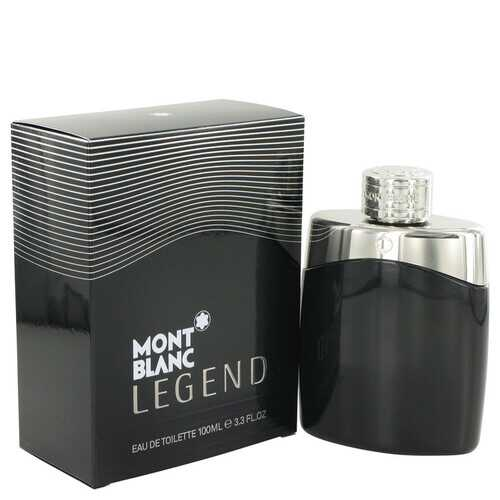 MontBlanc Legend by Mont Blanc Eau De Toilette Spray 3.4 oz (Men)