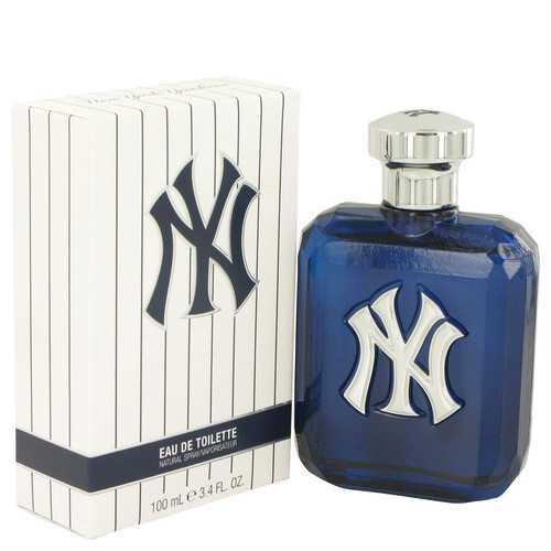 New York Yankees by New York Yankees Eau De Toilette Spray 3.4 oz (Men)