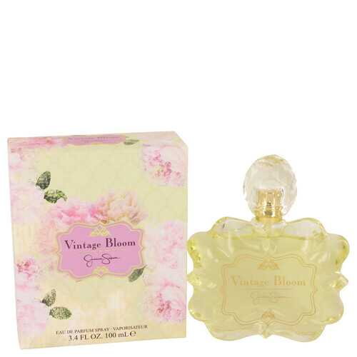 Jessica Simpson Vintage Bloom by Jessica Simpson Eau De Parfum Spray 3.4 oz (Women)