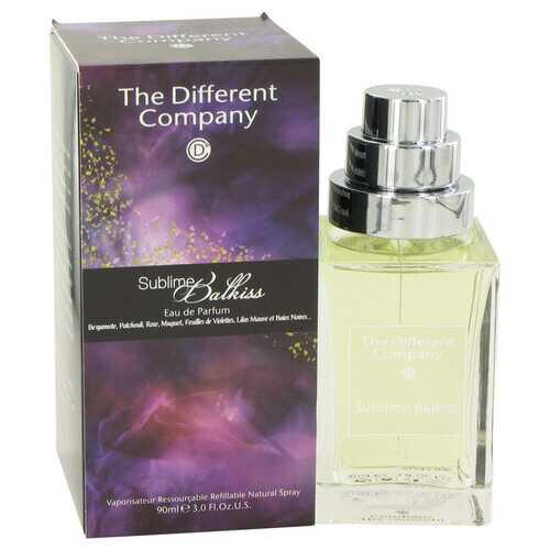 Sublime Balkiss by The Different Company Eau De Toilette Spray Refillable 3 oz (Women)