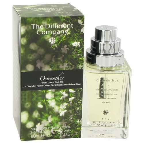 Osmanthus by The Different Company Eau De Toilette Spray Refilbable 3 oz (Women)
