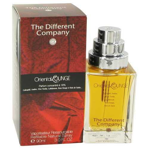 Oriental Lounge by The Different Company Eau De Parfum Spray Refillable 3 oz (Women)