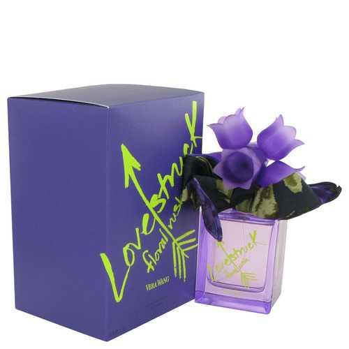 Lovestruck Floral Rush by Vera Wang Eau De Parfum Spray 3.4 oz (Women)
