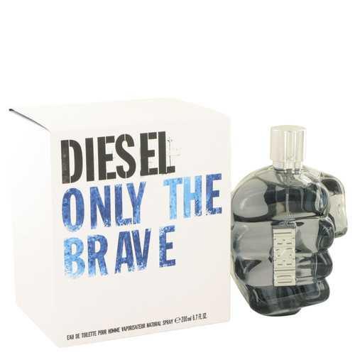 Only the Brave by Diesel Eau De Toilette Spray 6.7 oz (Men)