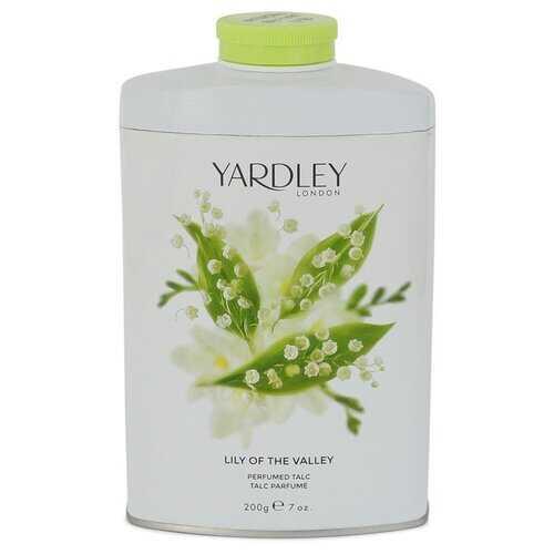 Lily of The Valley Yardley by Yardley London Pefumed Talc 7 oz (Women)
