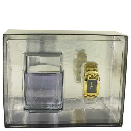 I Am King by Sean John Gift Set -- 3.4 oz Eau De Toilette Spreay + Watch (Men)