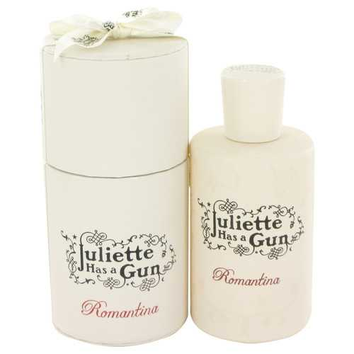 Romantina by Juliette Has A Gun Eau De Parfum Spray 3.3 oz (Women)