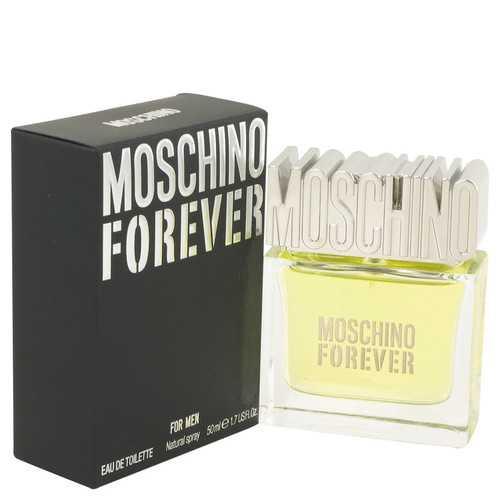 Moschino Forever by Moschino Eau De Toilette Spray 1.7 oz (Men)