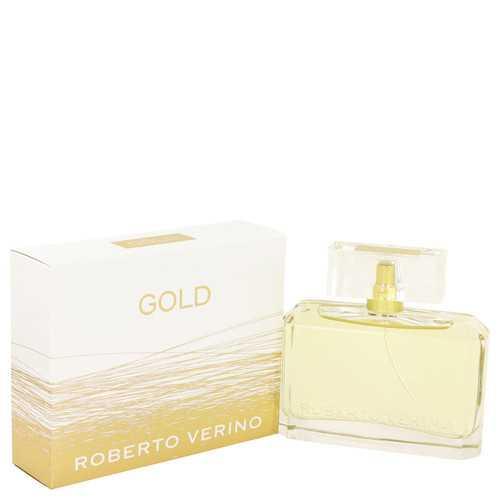 Roberto Verino Gold by Roberto Verino Eau De Parfum Spray 3 oz (Women)