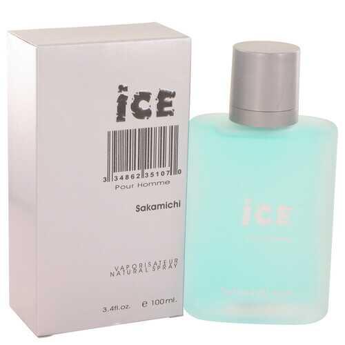 Ice by Sakamichi Eau De Parfum Spray 3.4 oz (Men)