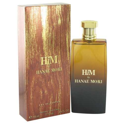 Hanae Mori Him by Hanae Mori Eau De Parfum Spray 3.4 oz (Men)