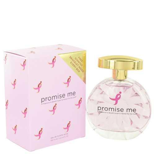 Promise Me by Susan G Komen For The Cure Eau De Toilette Spray 3.4 oz (Women)