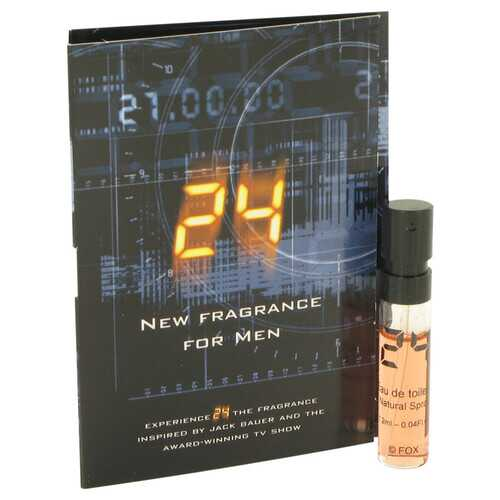 24 The Fragrance by ScentStory Vial (sample) .04 oz (Men)