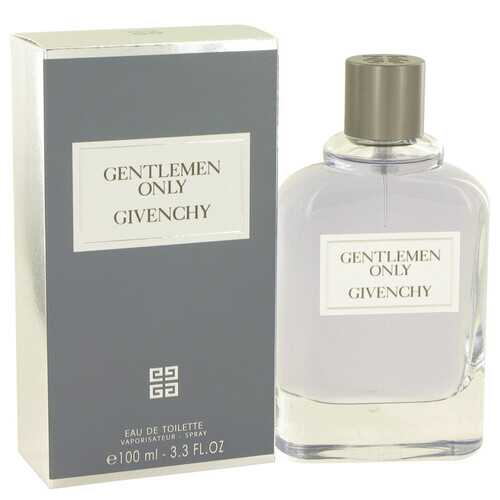 Gentlemen Only by Givenchy Eau De Toilette Spray 3.4 oz (Men)