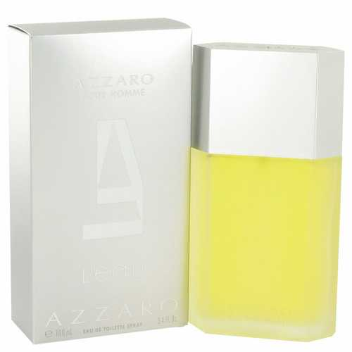 Azzaro L'eau by Azzaro Eau De Toilette Spray 3.4 oz (Men)