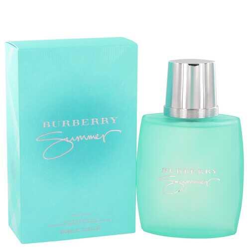 Burberry Summer by Burberry Eau De Toilette Spray (2013) 3.4 oz (Men)