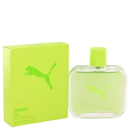 Puma Green by Puma Eau De Toilette Spray 3 oz (Men)