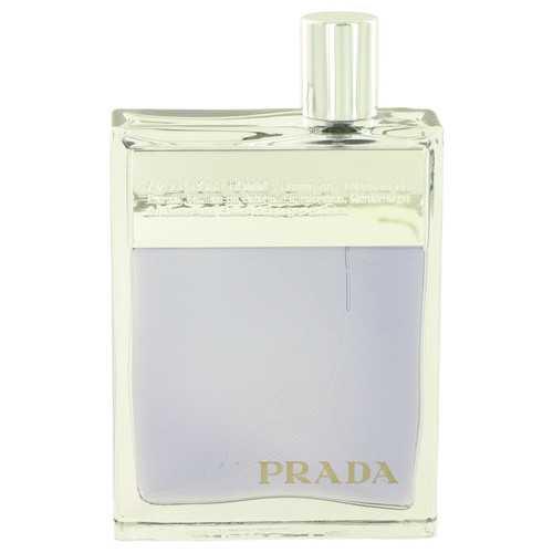 Prada Amber by Prada Eau De Toilette Spray (Tester) 3.4 oz (Men)
