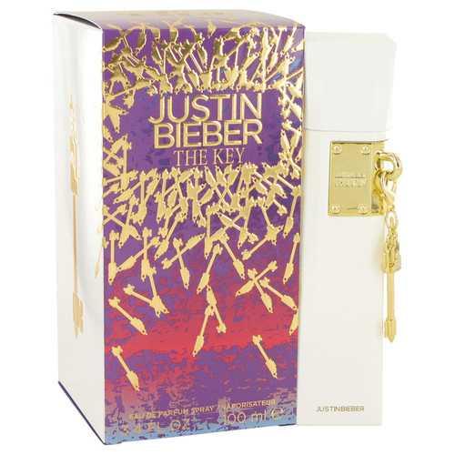 The Key by Justin Bieber Eau De Parfum Spray 3.4 oz (Women)