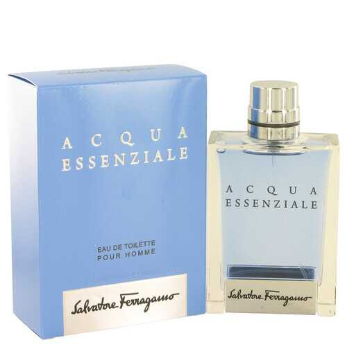 Acqua Essenziale by Salvatore Ferragamo Eau De Toilette Spray 3.4 oz (Men)