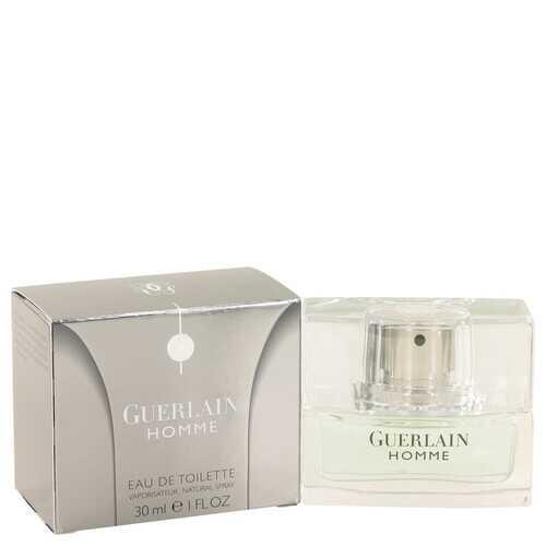 Guerlain Homme by Guerlain Eau De Toilette Spray 1 oz (Men)