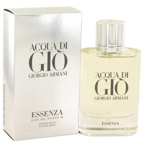 Acqua Di Gio Essenza by Giorgio Armani Eau De Parfum Spray 2.5 oz (Men)