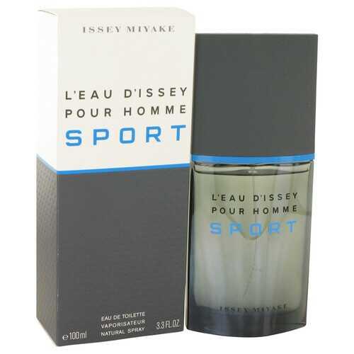 L'eau D'Issey Pour Homme Sport by Issey Miyake Eau De Toilette Spray 3.4 oz (Men)