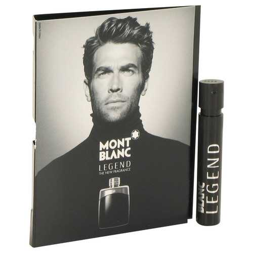MontBlanc Legend by Mont Blanc Vial (sample) .04 oz (Men)