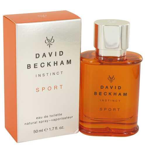 David Beckham Instinct Sport by David Beckham Eau De Toilette Spray 1.7 oz (Men)