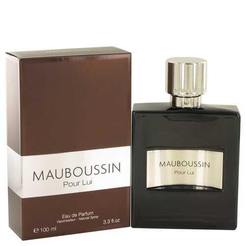 Mauboussin Pour Lui by Mauboussin Eau De Parfum Spray 3.3 oz (Men)