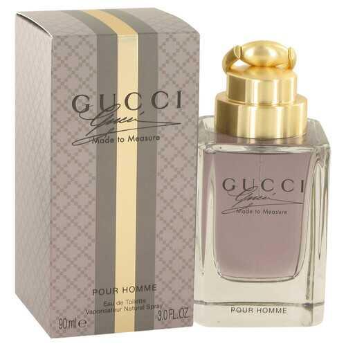 Gucci Made to Measure by Gucci Eau De Toilette Spray 3 oz (Men)