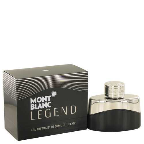 MontBlanc Legend by Mont Blanc Eau De Toilette Spray 1 oz (Men)