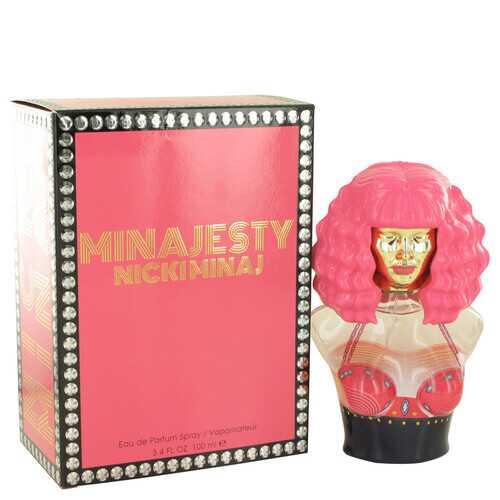 Minajesty by Nicki Minaj Eau De Parfum Spray 3.4 oz (Women)