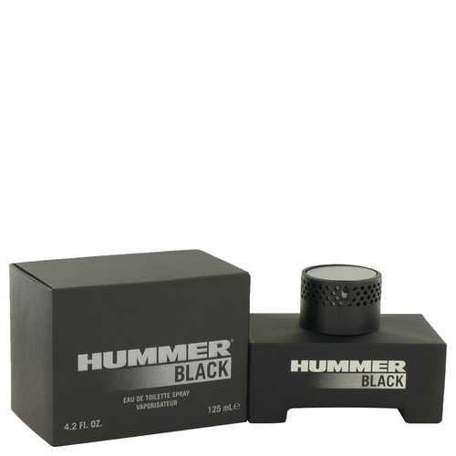 Hummer Black by Hummer Eau De Toilette Spray 4.2 oz (Men)