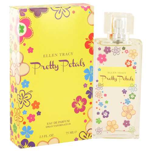 Pretty Petals by Ellen Tracy Eau De Parfum Spray 2.5 oz (Women)