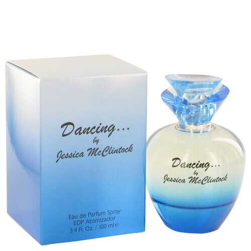 Dancing by Jessica McClintock Eau De Parfum Spray 3.4 oz (Women)
