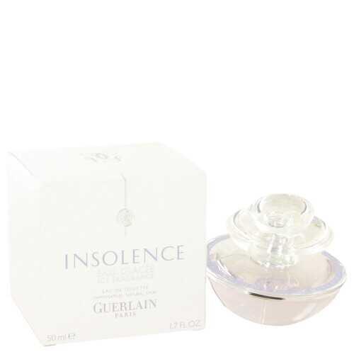 Insolence Eau Glacee (Icy Fragrance) by Guerlain Eau De Toilette Spray 1.7 oz (Women)