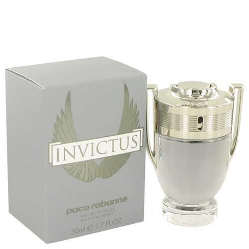 Invictus by Paco Rabanne Eau De Toilette Spray 1.7 oz (Men)