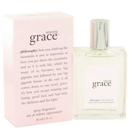 Amazing Grace by Philosophy Eau De Toilette Spray 2 oz (Women)