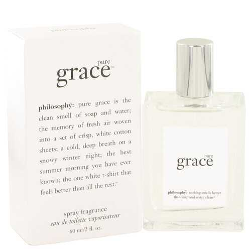 Pure Grace by Philosophy Eau De Toilette Spray 2 oz (Women)