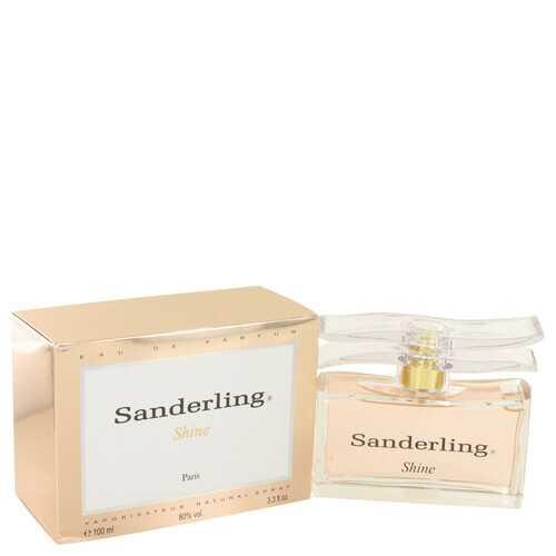 Sanderling Shine by Yves De Sistelle Eau De Parfum Spray 3.3 oz (Women)