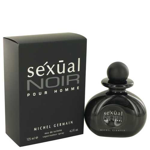 Sexual Noir by Michel Germain Eau De Toilette Spray 4.2 oz (Men)