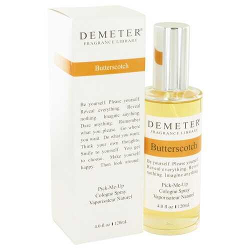 Demeter Butterscotch by Demeter Cologne Spray 4 oz (Women)